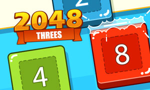 2048-threes